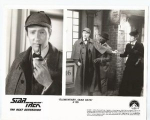 Lobby Card Star Trek The Next Generation - # 129