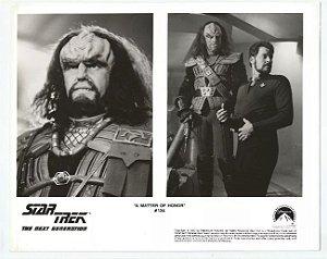 Lobby Card Star Trek The Next Generation - # 134