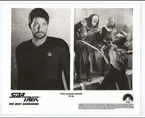Lobby Card Star Trek The Next Generation - # 140
