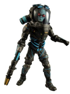 DC Collectibles Arkham Figure Mr. Freeze (Senhor Frio)