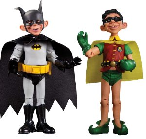 "DC Collectibles Mad ""Just-Us"" League of Stupid Heroes Batman & Robin"