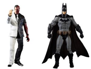 DC Universe Batman Arkham City Legacy Edition Two-Face