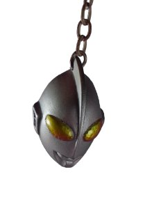Ultraman Hayata Chaveiro de Resina