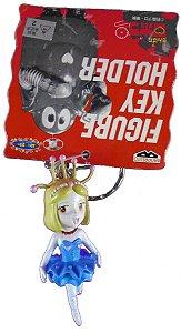Banpresto 1998 Figure Key Holder Chaveiro Ganbare!! Robocon Robin-Chan Tokusatsu Vintage Raro