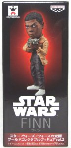 Banpresto WCF Vol.2 Star Wars Finn SW022