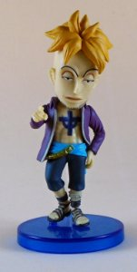 Banpresto WCF One Piece Marco Vol.33 Loose