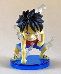 Banpresto WCF Supremacy One Piece Luffy Loose