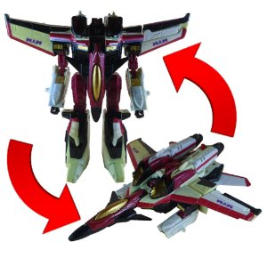 Transformers Armada Starscream Voyager Class KO Loose