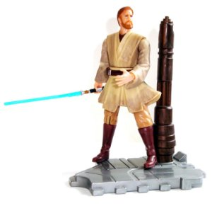 Star Wars - OBI-WAN KENOBI (Jedi Kick!) Revenge of the Sith