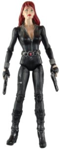 Hasbro Marvel Select Black Widow (Viúva Negra) Loose