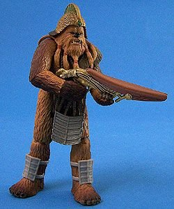 Star Wars - Wookiee Warrior (Sneak Preview) Revenge of the Sith