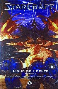 Starcraft Linha de Frente Vol.02 Edt Conrad