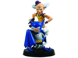 Eaglemoss DC Mr. Mxyzptlk and Bat-Mite Special Edition