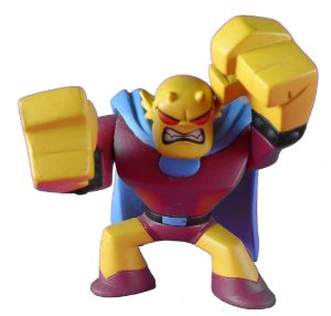 DC Universe Action League Etrigan Loose