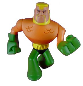 DC Universe Action League Aquaman Loose