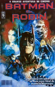 Abril Batman & Robin A Grande Aventura do Cinema
