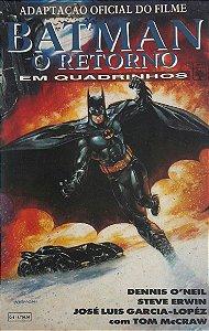 Abril Batman O Retorno Em Quadrinhos