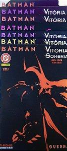 Panini Batman Vitória Sombria Minissérie Completa em 7 Edições Capa Cartonada