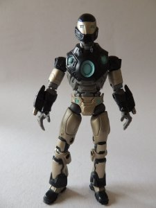 Hasbro Marvel Legends WAR MACHINE (Máquinda de Combate) (Sem peça BAF)