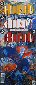 Opera Graphica Batman e Deadman Minissérie Completa em 3 Edições