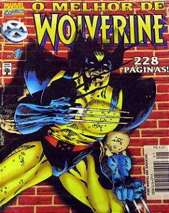 Abril O Melhor de Wolverine #1