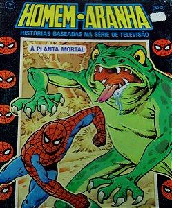 Ebal Homem-Aranha #02 Capa Cartonada