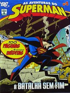 Abril As Aventuras do Superman #01