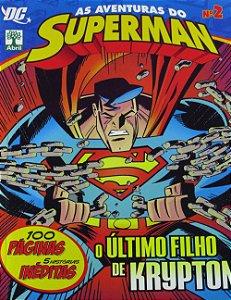 Abril As Aventuras do Superman #02