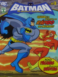Abril Batman Os Bravos e Destemidos #03