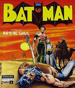 Nova Sampa Coleção Invictus Extra #2 Batman Versus Rã´s Al Ghul