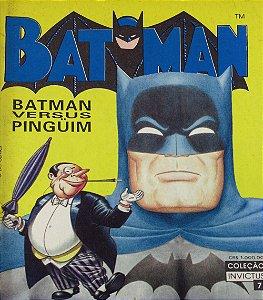 Nova Sampa Coleção Invictus #7 Batman Versus Penguim