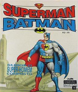 Nova Sampa Coleção Invictus #10 Superman Batman