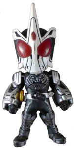 Banpresto WCF Kamen Rider 000 Sagohzo Combo