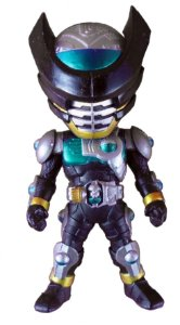 Banpresto WCF Kamen Rider 000 Birth