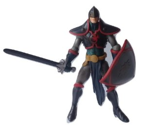Marvel Legends Cavaleiro Negro Loose