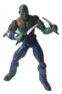 Marvel Legends Drax (Guardiões da Galáxia) Loose