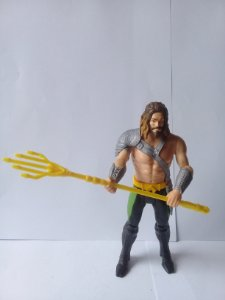Mattel Aquaman Loose