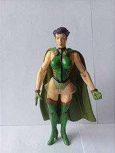Mattel DC Direct Mulher do Amanhã (Tomorrow Woman) Loose