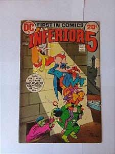 The Inferior 5 #11 Importada