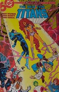 The New Teen Titans #14 Importada