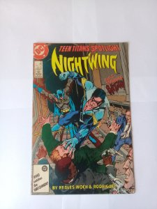 Teen Titans Spotlight #14 (Nightwing) Importada