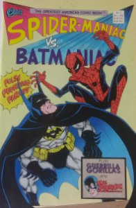 The Greatest American Comic Book #1 Importada