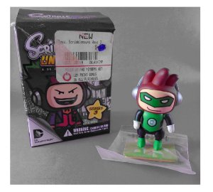 DC Collectibles Scribblenauts Unmasked Maxwell Lanterna Verde Series 3