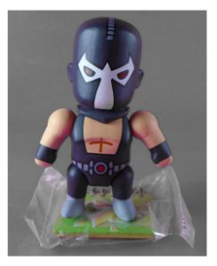 DC Collectibles Scribblenauts Unmasked Batman Bane Loose