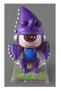 DC Collectibles Scribblenauts Unmasked Starro Loose