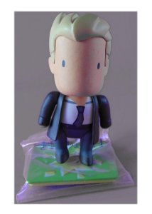 DC Collectibles Scribblenauts Unmasked Jonh Constantine Loose