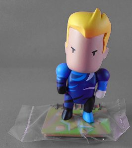 DC Collectibles Scribblenauts Unmasked Aquaman Loose