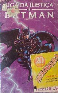 Liga da Justiça e Batman Importada (Portugal)