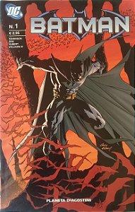 Batman #1 Importada (Italia)