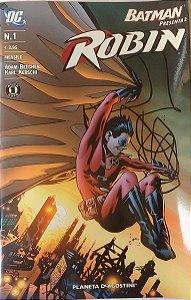 Batman Presenta #2 Robin Importada (Italia)